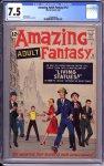 Amazing Adult Fantasy #12 CGC 7.5