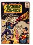 Action Comics #215 F- (5.5)