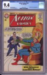 Action Comics #312 CGC 9.4