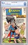 Action Comics #320 CBCS 9.4