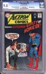 Action Comics #358 CGC 9.8