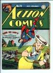 Action Comics #74 F (6.0)