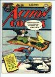 Action Comics #88 VG/F (5.0)