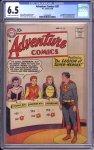 Adventure Comics #247 CGC 6.5