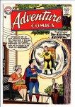 Adventure Comics #242 VF- (7.5)