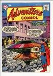 Adventure Comics #243 VF- (7.5)
