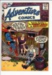 Adventure Comics #244 F+ (6.5)