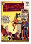 Adventure Comics #260 F- (5.5)
