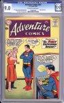 Adventure Comics #265 CGC 9.0