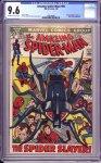 Amazing Spider-Man #105 CGC 9.6