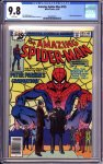 Amazing Spider-Man #185 CGC 9.8