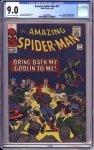 Amazing Spider-Man #27 CGC 9.0