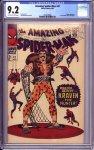 Amazing Spider-Man #47 CBCS 9.6 Signature