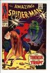 Amazing Spider-Man #54 VF (8.0)