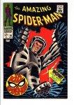 Amazing Spider-Man #58 VF- (7.5)