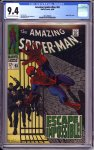 Amazing Spider-Man #65 CGC 9.4