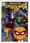 Amazing Spider-Man #79 F/VF (7.0)