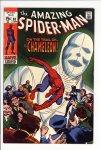 Amazing Spider-Man #80 F/VF (7.0)