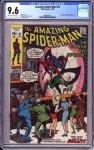 Amazing Spider-Man #91 CGC 9.6