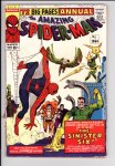 Amazing Spider-Man Annual #1 (Canadian Edition) G/VG (3.0)