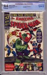 Amazing Spider-Man Annual #3 CBCS 9.4