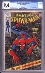 Amazing Spider-Man #100 CGC 9.4