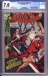 Amazing Spider-Man #101 CGC 7.0