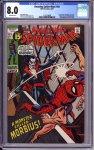 Amazing Spider-Man #101 CGC 8.0
