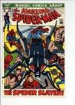 Amazing Spider-Man #105 F/VF (7.0)