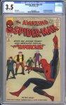 Amazing Spider-Man #10 CGC 3.5