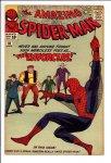 Amazing Spider-Man #10 F+ (6.5)