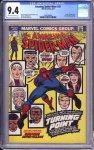 Amazing Spider-Man #121 CGC 9.4