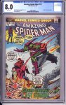Amazing Spider-Man #122 CGC 8.0