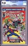 Amazing Spider-Man #141 CGC 9.8