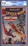Amazing Spider-Man #17 CGC 7.5