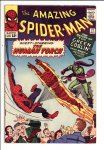 Amazing Spider-Man #17 F+ (6.5)
