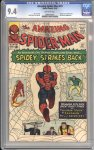 Amazing Spider-Man #19 CGC 9.4
