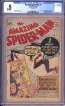 Amazing Spider-Man #1 CGC 0.5