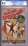 Amazing Spider-Man #1 (Golden Record edition) CGC 8.5