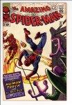 Amazing Spider-Man #21 VF+ (8.5)