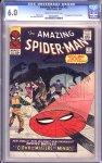 Amazing Spider-Man #22 CGC 6.0