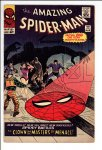 Amazing Spider-Man #22 F+ (6.5)