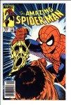 Amazing Spider-Man #245 (Newsstand edition) VF (8.0)