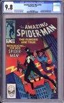 Amazing Spider-Man #252 CGC 9.8