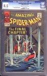 Amazing Spider-Man #33 CGC 8.5