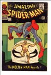 Amazing Spider-Man #35 F/VF (7.0)