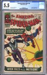 Amazing Spider-Man #36 CGC 5.5