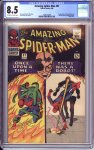 Amazing Spider-Man #37 CGC 8.5