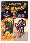 Amazing Spider-Man #37 VF- (7.5)