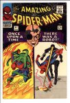 Amazing Spider-Man #37 VF+ (8.5)